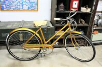 1960's Three-Speed DUNELT BICYCLE Made in England with Sheffield Steel