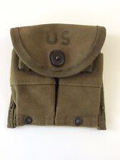 US Surplus 38 Cal Ammunition Pouch - 12/20/58