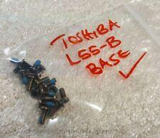 TOSHIBA Satellite L55-B L55-B5276D Laptop Screws (for the Bottom Assembly)