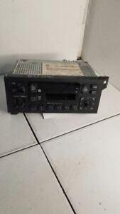 Audio Equipment Radio With Cassette Fits 86-91 CARAVAN 293958