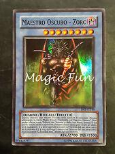 MAESTRO OSCURO ZORC DR1 IT244 ITA YUGIOH YUGI YGO