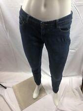 Express  Jeans Women's Skinny Legging Med. Wash  Size 8R