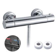Dusch Brausethermostat Bad Armatur Thermostat Dusche Mischbatterie Messing Neu