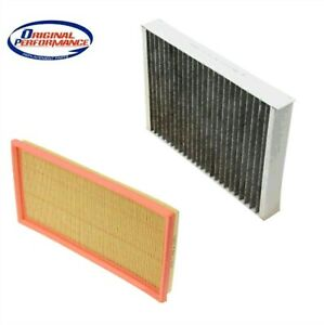 ENGINE AIR & CABIN AIR FILTERS FIT MERCEDES CL63 AMG & S63 AMG V8 6.3L 2008-2010