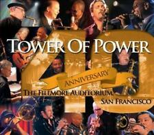 Tower Of Power - 40th Anniversary: The Fillmore Auditorium, San Fra (NEW CD+DVD)