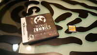 Nintendo DS Games Lot of 2 Teenage Zombies Mario Party DS
