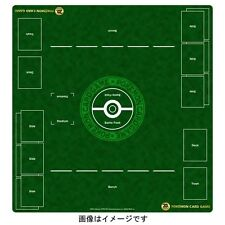 Pokemon card game rubber play mat full size 20th Anniversary Japan Import F/S