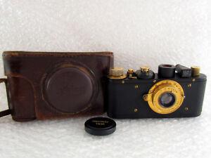 Leica Geodesy 1936 Ernst Leitz Wetzlar DRP Vintage Russian 35MM Camera EXCELLENT
