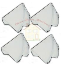 48 Filter Cone Bags And Secondary motor filter for Filter Queen