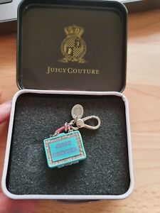 Genuine Juicy Couture Charm - Lunch Box - In Case - New - YJRU5055