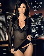 Jayde Nicole Signed Photo 8x10 #153 Playboy Playmate of the Year 2008 Centerfold