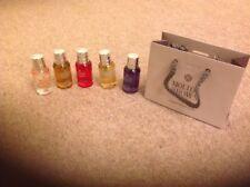 Molton Brown Ladies Body Wash / Shower Gel / Gift Set 5 x 30ml Bottles NEW