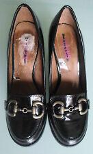 Jones Bootmaker Women Size 4 Black Heels Shoes