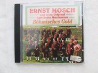 Ernst Mosch Böhmisches Gold (compilation, 12 tracks, 1962-86, & seine Ori.. [CD]