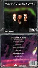 "BELLES IN MONICA ""Resistance Is Futile"" (CD) 2002 NEUF"