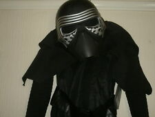 STAR WARS KYLO REN Disney Store Costume For Ages 5-6 (Cosplay) Halloween/Xmas