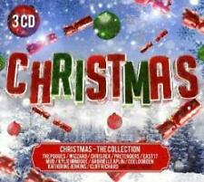 Christmas - The Collection - Various Artists Feat. Pogues, Wizzard etc (NEW 3CD)