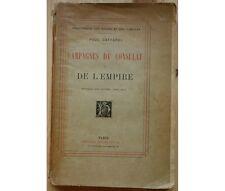 Paul Gaffarel - Campagnes du consulat et de l'empire - Périodes des succés 1800/