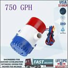 12V Boat Yacht Marine Automatic Electric Submersible Bilge 750GPH Water Pump photo