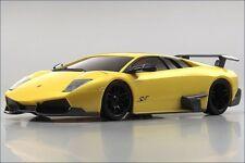 Carrosse Mini-z Lamborghini Murcielago lp670-4, jaune wide mm mzp215py
