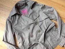 Nolita Damen Übergangsjacke 2 Reiher Jacke Blazer beige Gr 40 (i46) 1A Zustand