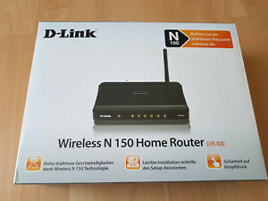 HD-Link Router Wireless N150 Home Router DIR 600