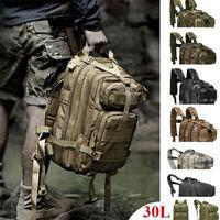 Deporte 600D nylon Mochila militar Paquete doble Bolsa de viaje Mochila táctica
