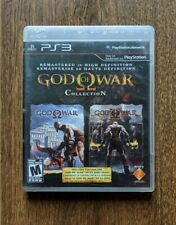God Of War Collection PS3 PlayStation 3 Video Game Mint Condition US Release