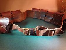 WWI PO3 90 round Cavalry light horse 9 pocket bandolier