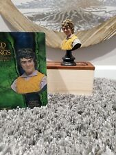 """New listing """"Very Rare"""" Weta Lord of the rings Meriadoc 'Merry' Brandybuck 1/4 scale Bust"""