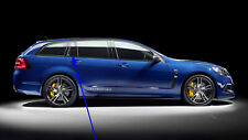 New VE VF HSV Tourer & Holden Wagons RHR Window Side Glass with Black Moulding