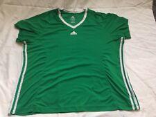 Adidas Green Mens Active Shirt Size 2 X