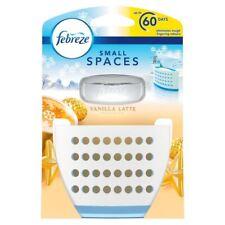 Febreze Vanilla Latte Scent Set and Refresh Home Air Freshener Starter Kit 5.5ml