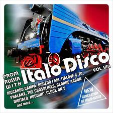 Various – From Russia With Italo Disco Vol. 8 CD Riccardo Campa Birizdo I Am