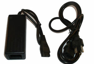 External MOLEX Power Supply - US SELLER - 12V DC 4-Pin Adapter Cable Cord - NEW!