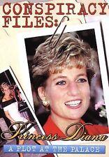 Conspiracy Files: Princess Diana - A Plot at the Palace, Very Good DVD, ,