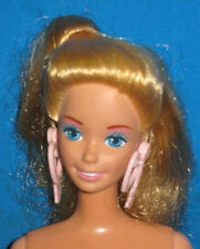 ANIMAL LOVIN' BARBIE -1989-NUDE FOR ONE OF A KIND