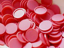 500 Pfand -, Wertmarken Getränkemarken Veranstaltung Event mit Griffrand  pink