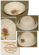 WEDGWOOD of ETRURIA & BARLASTON - OVAL Vegetable Serving Dish in COVENT GARDEN