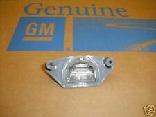 75 76 77 78 79 80 81 82 C3 CORVETTE REAR LICENSE PLATE LIGHT LAMP NEW GM