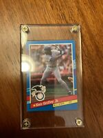 1991 Donruss KEN GRIFFEY JR. #49, Seattle Mariners HOF (Error Card)