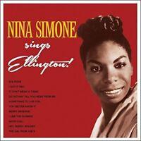 Nina Simone Sings Duke Ellington 180G Vinyl LP Record Satin Doll Merry Mending