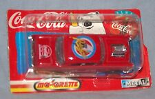"""Coca-Cola 3"""" Red Car - In The Package - """"Drink Coca-Cola in Bottles"""""""