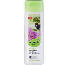 Shampooing Familial Cheveux Normaux - mûre  & mauve cult bio - VEGAN - ALVERDE