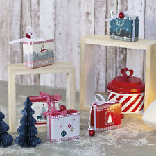 ROTH*Weihnachten*Adventskalender*Geschenkboxen*Nordic*Set*24tlg*zum befüllen