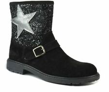 Faux Suede Boots Medium Width Shoes for Girls