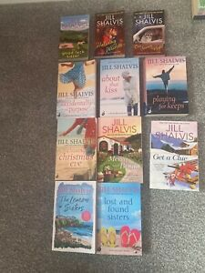 Jill Shalvis book collection (11 in total)
