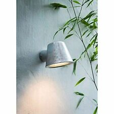 ST Ives Mast Light Galvanised Steel - Indoor/Outdoor Wall Mounted Light
