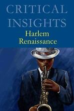 Critical Insights: Harlem Renaissance : Print Purchase Includes Free Online...