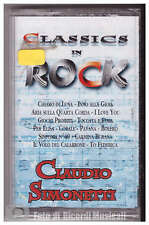 MC CLAUDIO SIMONETTI - CLASSICS IN ROCK **SIGILLATA**